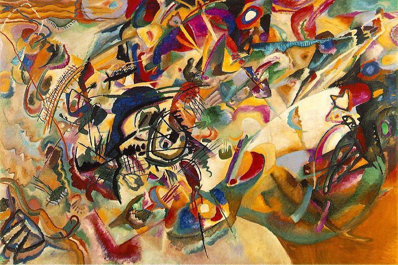 Kandinsky WWI