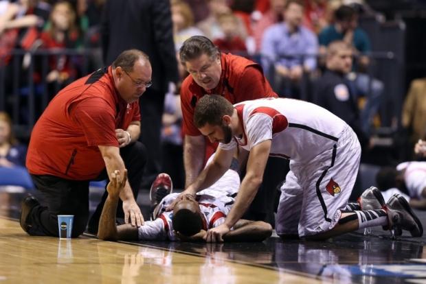 Kevin Ware Injury 2