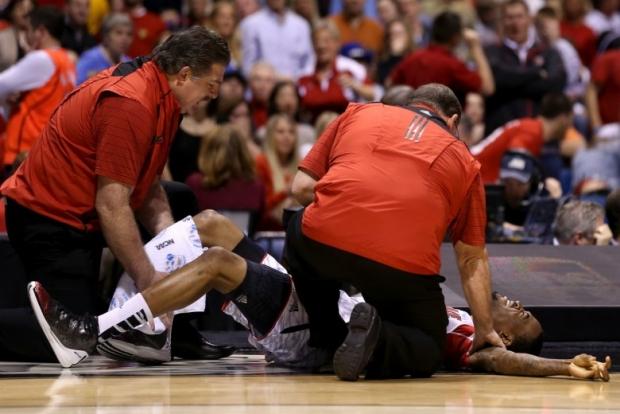 Kevin Ware Injury 3