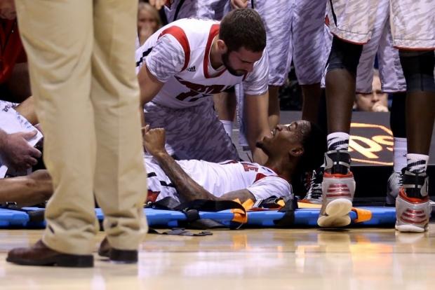Kevin Ware Injury 5