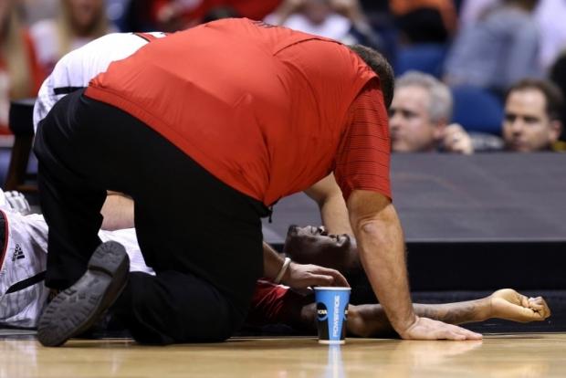 Kevin Ware Injury 9