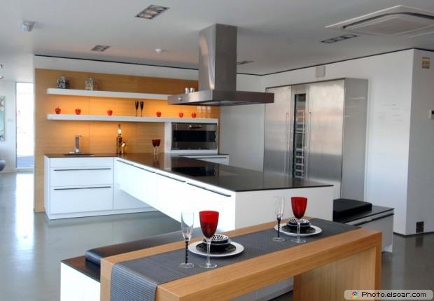 Kitchen Design Free Picture