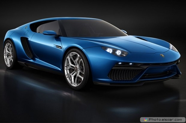 Lamborghini Asterion Concept Homepage
