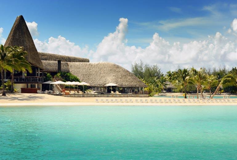 Le Meridien Bora Bora 1