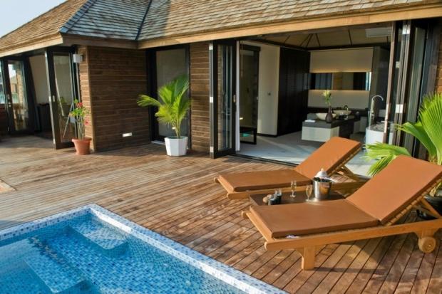 Lily Beach Resort & Spa, Maldives 2