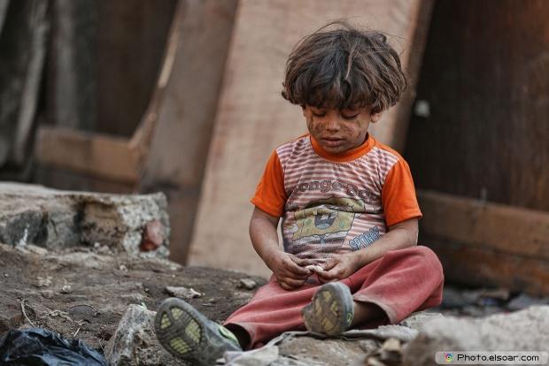 Little Poor Girl