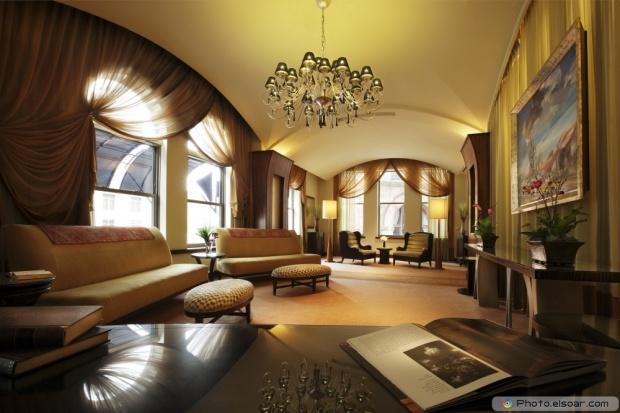 Living Room Design Free Image