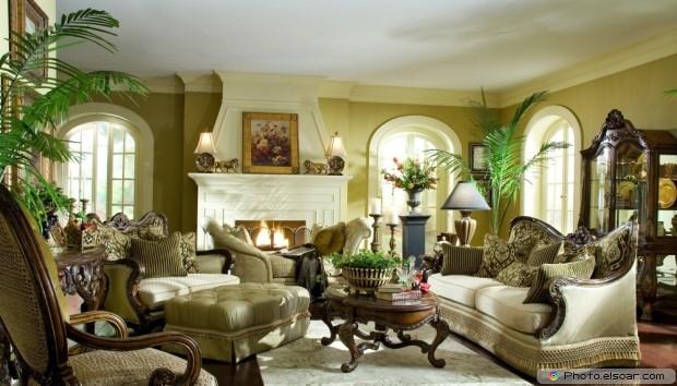 Living Room Interior Design Free Hd Image