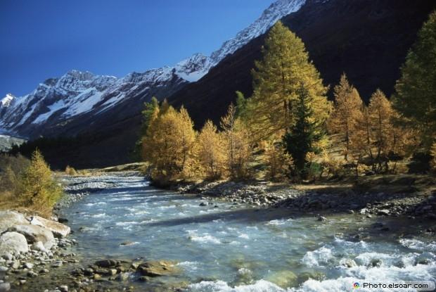 Lotschen Valley