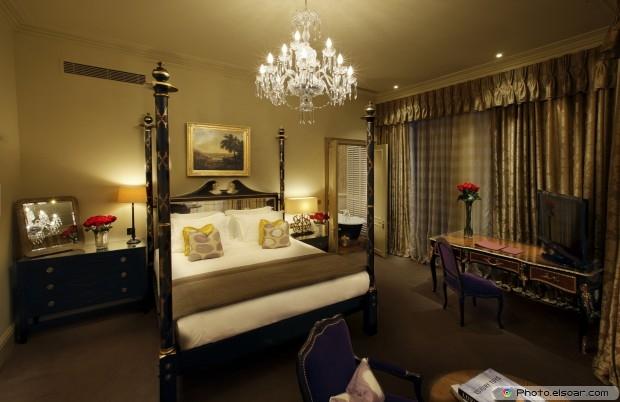 Luxury Bedroom Design Free Photo