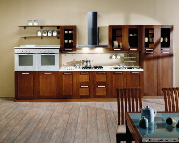 Luxury Kitchen Design Image