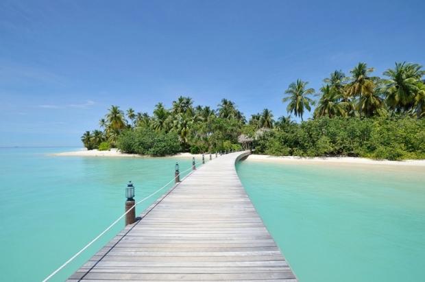 Luxury Resort Ayada Maldives 1