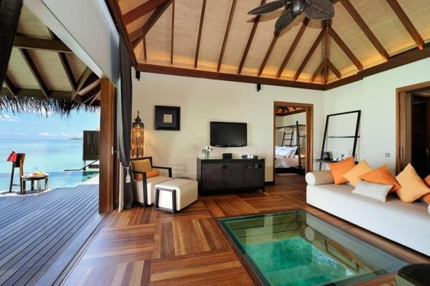 Luxury Resort Ayada Maldives 12