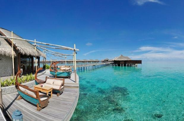 Luxury Resort Ayada Maldives