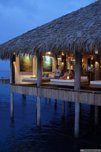 Luxury Resort Song Saa Private Island