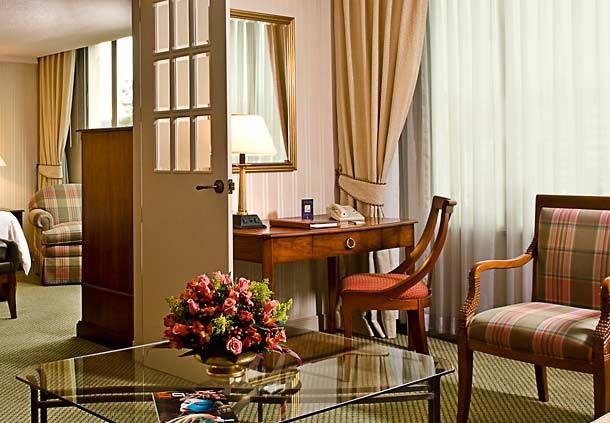 Marriott Hotel Quito, Ecuador 5