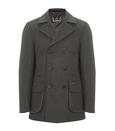 Men's Barbour jacket Harrods