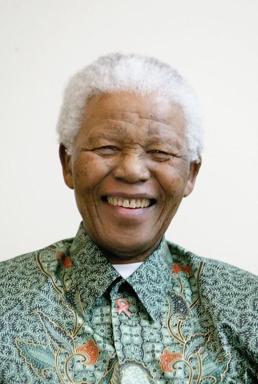 Nelson Mandela 2005