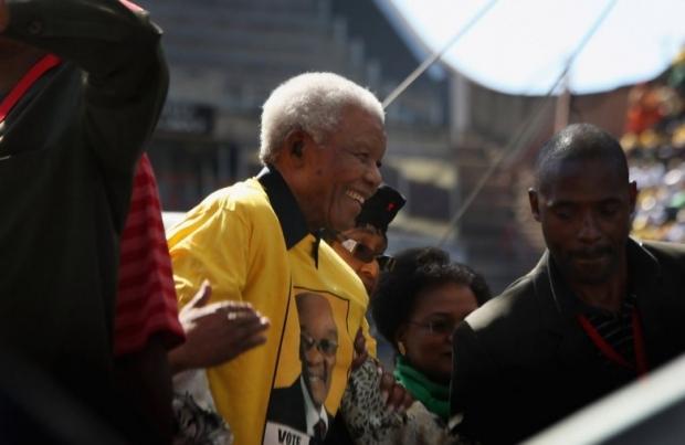 Nelson Mandela 2009