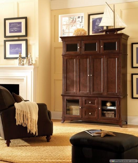 New Living Room Free Design Image