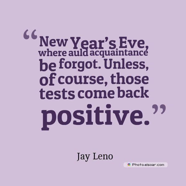 New Year's Quotes , New Year's Eve,