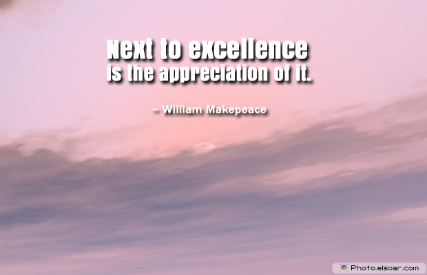 Admin Asst Day , Next to excellence is the appreciation