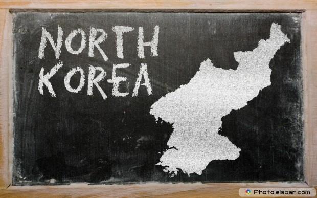 North Korea On Blackboard