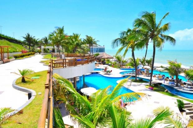 Ocean Palace Hotel. Natal. Rio Grande do Norte. Brazil 1