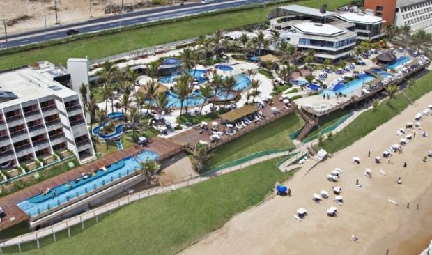 Ocean Palace Hotel. Natal. Rio Grande do Norte. Brazil 12