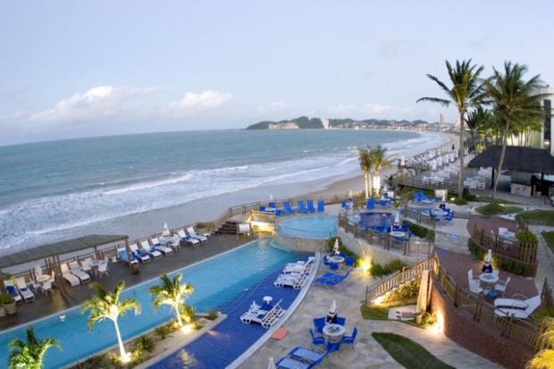 Ocean Palace Hotel. Natal. Rio Grande do Norte. Brazil 16