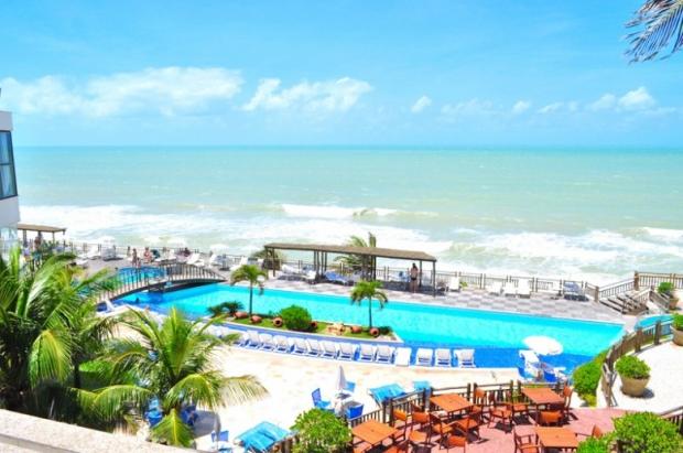 Ocean Palace Hotel. Natal. Rio Grande do Norte. Brazil 2