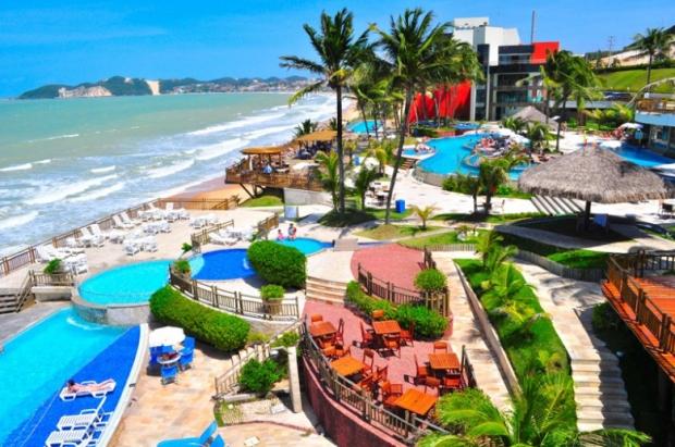 Ocean Palace Hotel. Natal. Rio Grande do Norte. Brazil 21