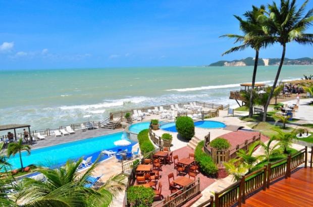 Ocean Palace Hotel. Natal. Rio Grande do Norte. Brazil 23