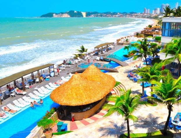 Ocean Palace Hotel. Natal. Rio Grande do Norte. Brazil 24