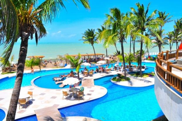 Ocean Palace Hotel. Natal. Rio Grande do Norte. Brazil 25