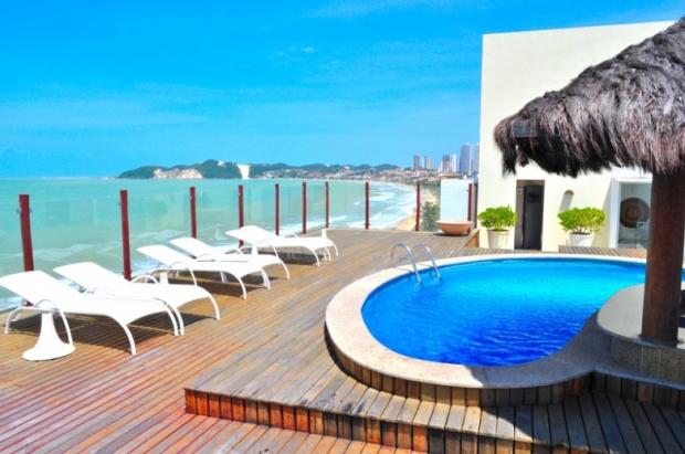 Ocean Palace Hotel. Natal. Rio Grande do Norte. Brazil 3