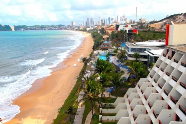 Ocean Palace Hotel. Natal. Rio Grande do Norte. Brazil 7