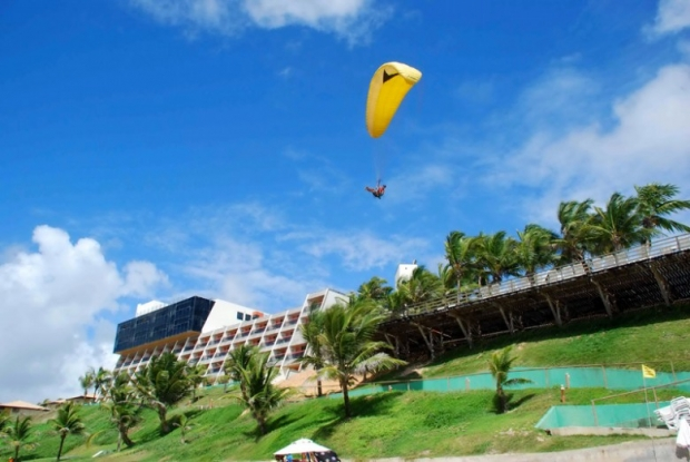 Ocean Palace Hotel. Natal. Rio Grande do Norte. Brazil 8