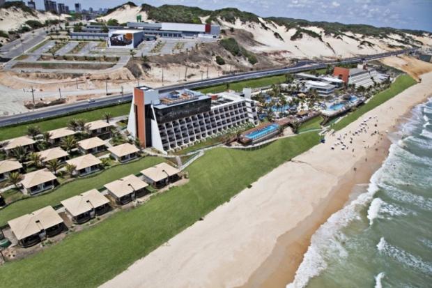 Ocean Palace Hotel. Natal. Rio Grande do Norte. Brazil 9