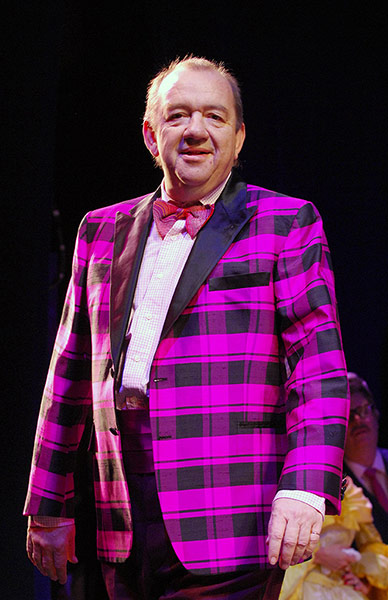 'Hairspray' musical at the Shaftesbury Theatre, London - 26 Oct 2007