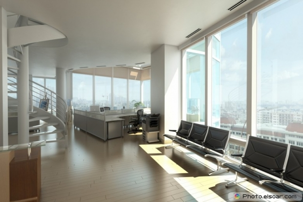 Penthouse Office