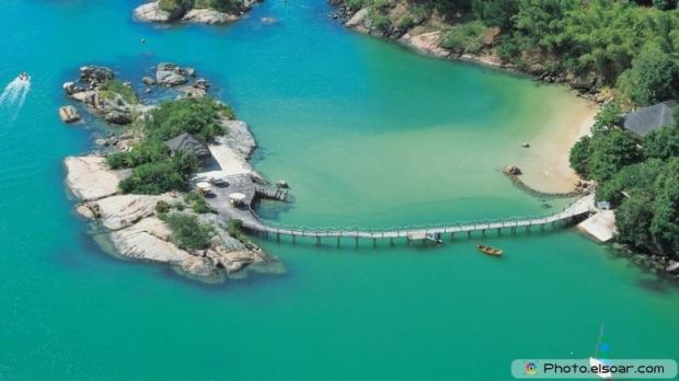 Ponta dos Ganchos Exclusive Resort. Santa Catarina. Brazil A