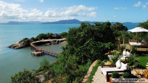 Ponta dos Ganchos Exclusive Resort. Santa Catarina. Brazil H