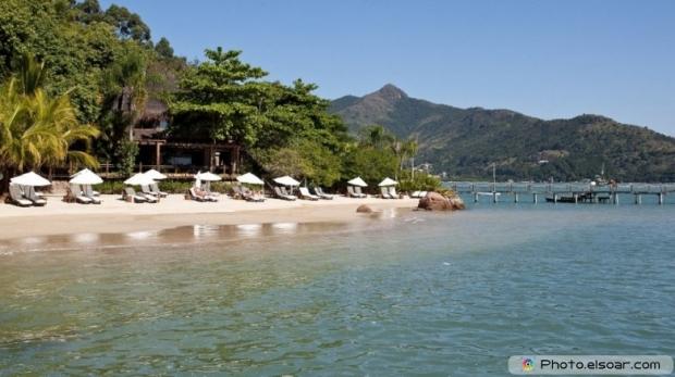 Ponta dos Ganchos Exclusive Resort. Santa Catarina. Brazil K