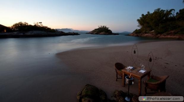 Ponta dos Ganchos Exclusive Resort. Santa Catarina. Brazil M