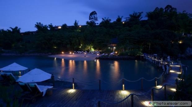 Ponta dos Ganchos Exclusive Resort. Santa Catarina. Brazil N
