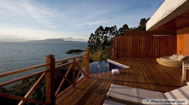 Ponta dos Ganchos Exclusive Resort. Santa Catarina. Brazil Q