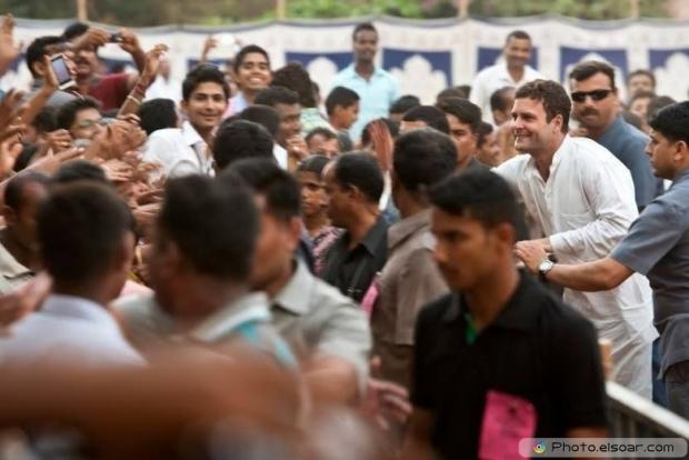 Rahul Gandhi Photo F