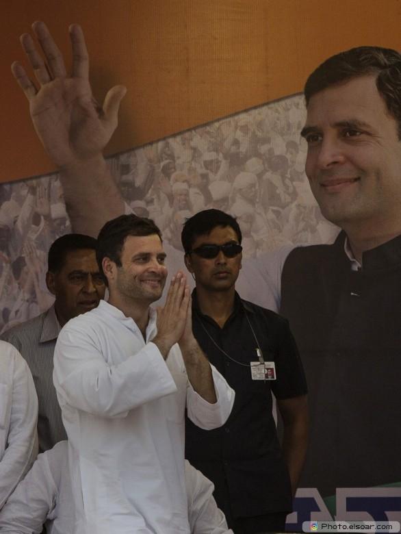 Rahul Gandhi Photo I
