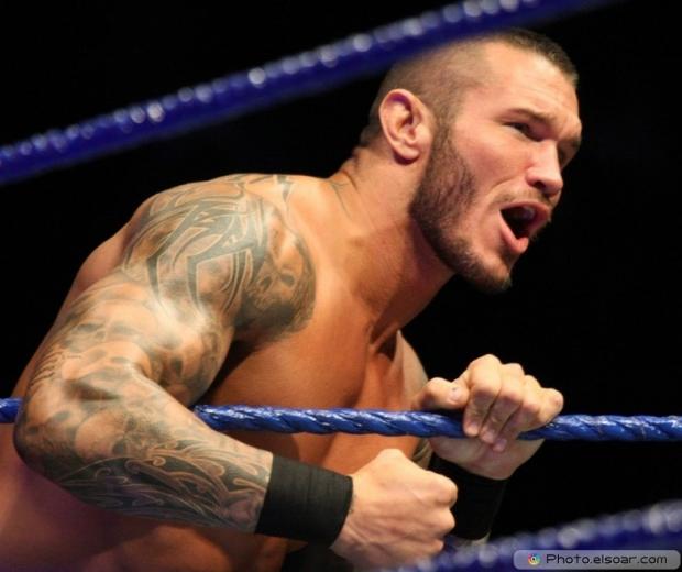 Randy Orton WWE Smackdown